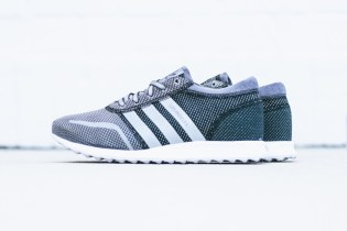 adidas Originals Los Angeles Grey/Metallic Silver