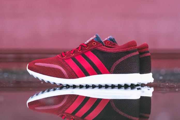 """adidas Originals Los Angeles """"Scarlet Red"""""""