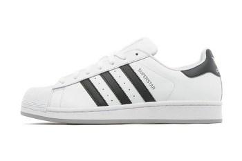 adidas Originals Superstar White/Black JD Sports Exclusive