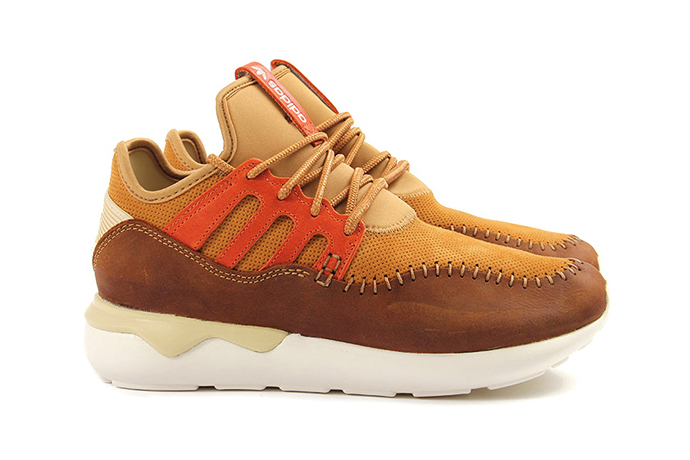 adidas Originals Tubular Moc Runner Mesa/Fox Red