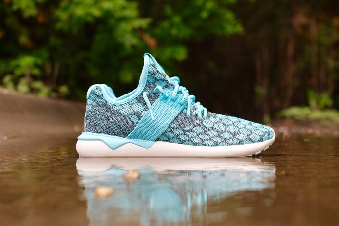 "adidas Originals Tubular Runner Primeknit ""Blue Spice"""