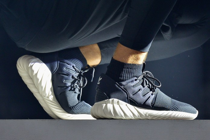 A Look at adidas Originals' Tubular SS16 Presentation During Paris Men's Fashion Week