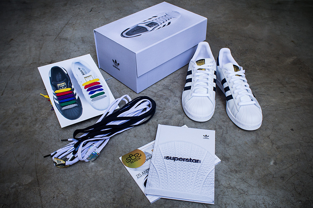 SneakersBR x adidas Originals Superstar 45th Anniversary Pack
