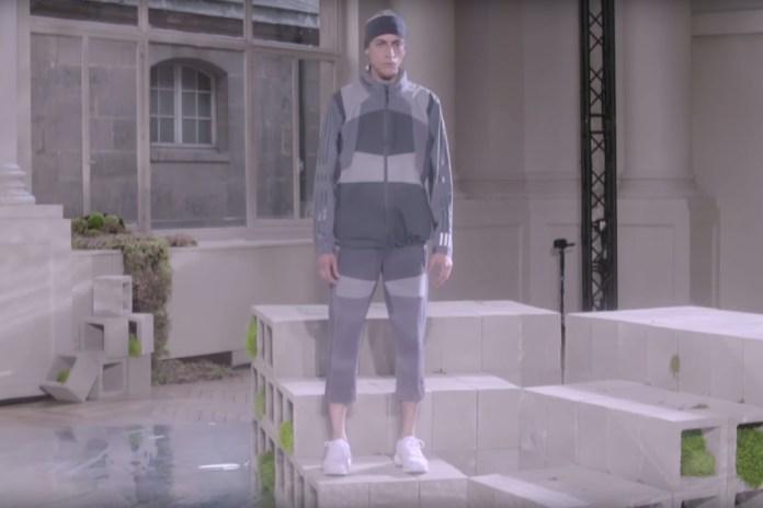 adidas Originals x White Mountaineering 2016 Spring/Summer Video