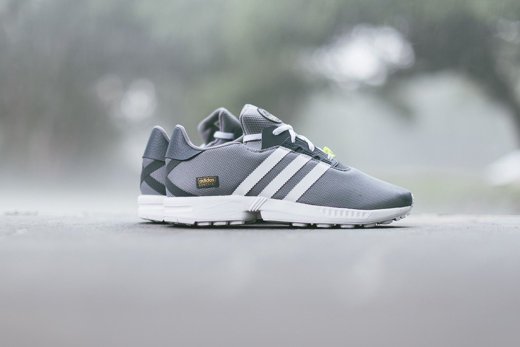 adidas Originals ZX Gonz Grey/White/Yellow