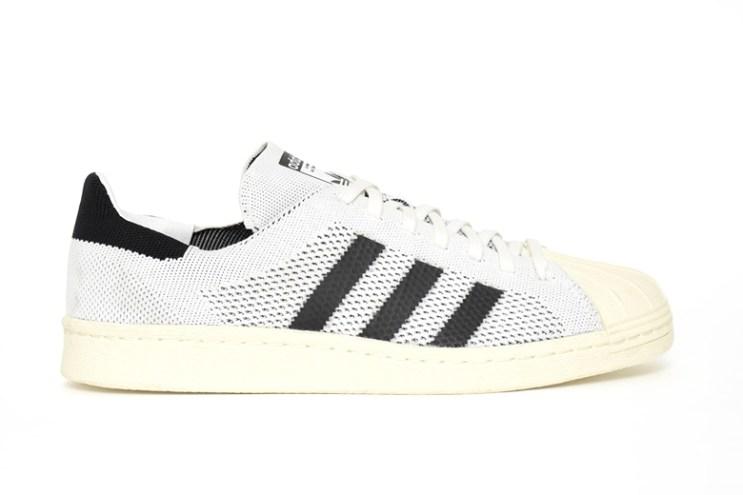 adidas Originals 2015 Summer Superstar 80s Primeknit