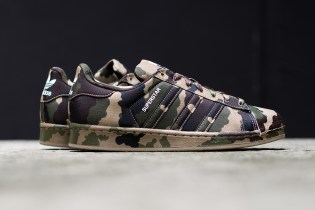 adidas Originals Superstar Camo/Hemp