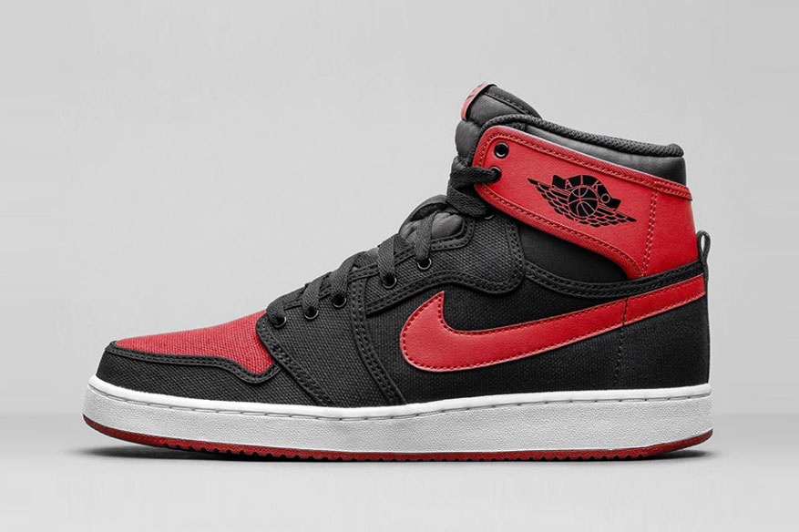 "Air Jordan 1 Retro High KO ""Bred"""