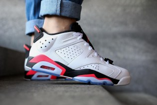 "Air Jordan 6 Retro Low ""Infrared"""