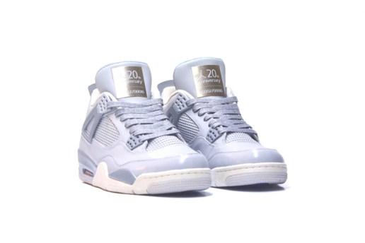 "Air Jordan 4 ""JRDN4 x PS4 20th Anniversary"" Custom by FreakerSneaks"