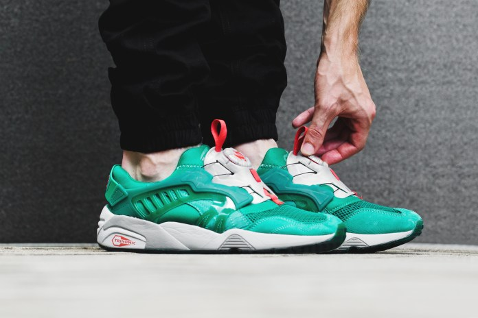 ALIFE x PUMA 2015 Spring/Summer Disc Trinomic