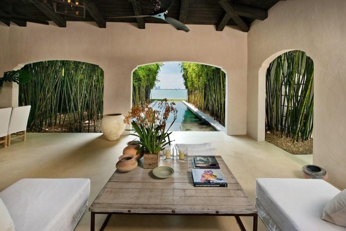 An Inside Look at Calvin Klein's Miami Beach House
