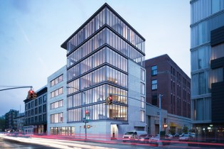 """An Official Look at Tadao Ando's """"152 Elizabeth"""" Residential Design"""