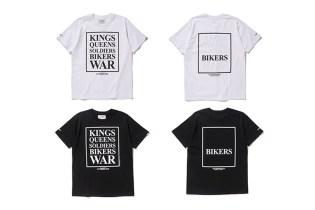 ANARCHY × NEIGHBORHOOD T-Shirt Collection