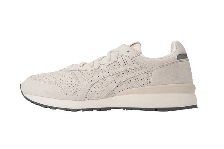 """Andrea Pompilio x Onitsuka Tiger 2015 Spring/Summer """"White"""" Sneaker Collection"""