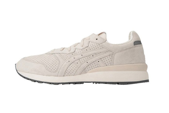 "Andrea Pompilio x Onitsuka Tiger 2015 Spring/Summer ""White"" Sneaker Collection"