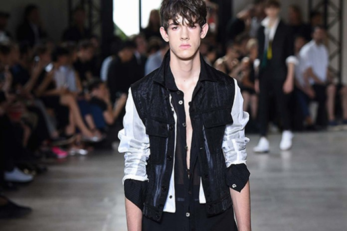 Ann Demeulemeester 2016 Spring/Summer Collection