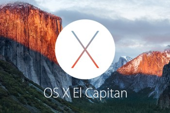 Apple Introduces OS X El Capitan