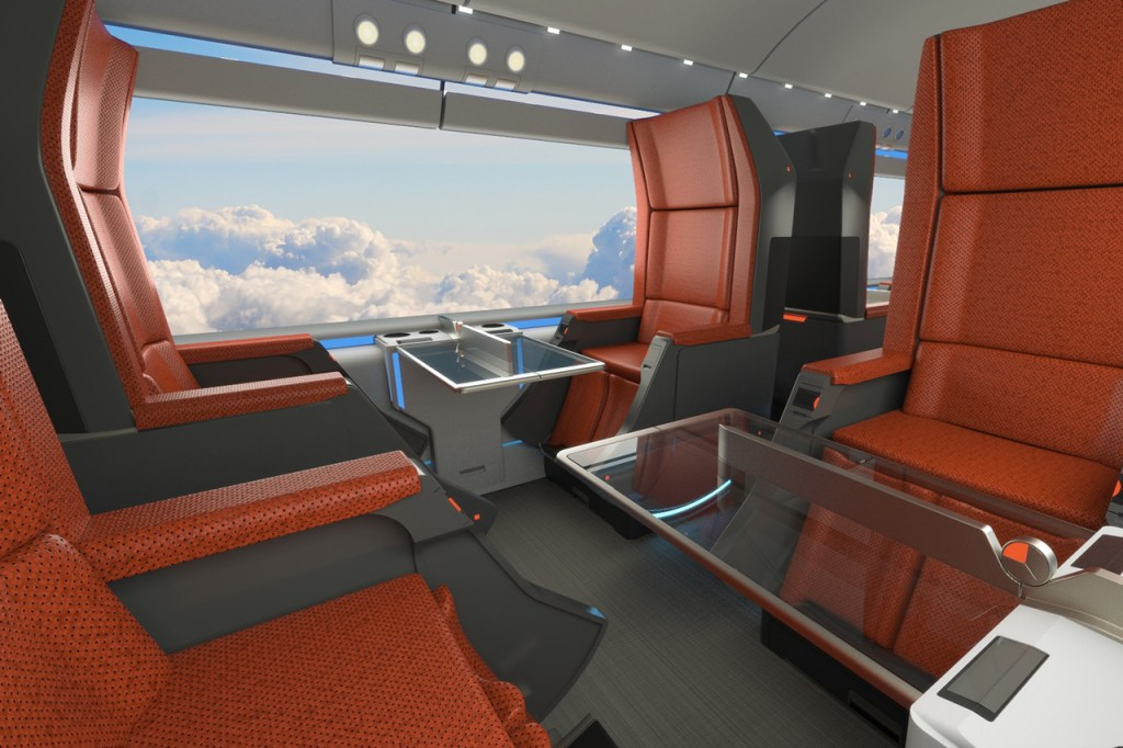 Argodesign conceptualizes the interior of elon musk 39 s for Interieur yeezy