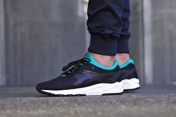 ASICS GEL-Kayano Trainer EVO Black/Teal