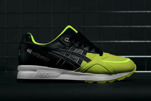 "ASICS GEL-LYTE SPEED ""Safety Yellow"""