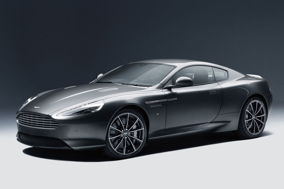 Aston Martin Unveils the Most Powerful DB9 to Date