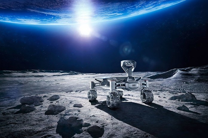 Audi Wants to Send an Unmanned Rover to the Moon