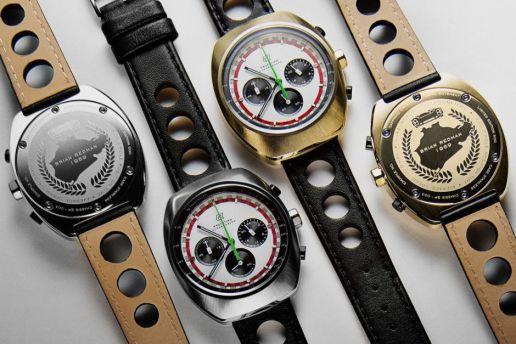 Autodromo Prototipo Chronograph Brian Redman Edition