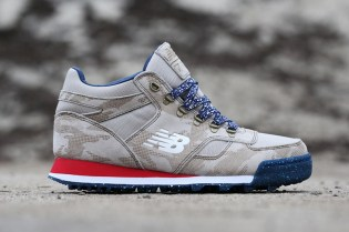 "BAIT x G.I. Joe x New Balance 710 ""Roadblock"""