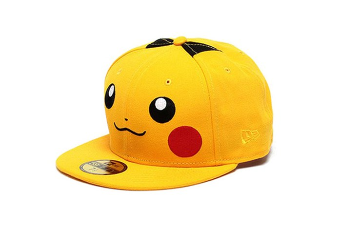 BEAMS x Pokémon x New Era Pikachu Fitted Cap Collection