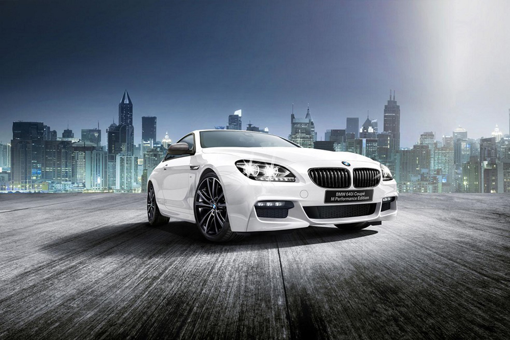 BMW 640i Coupe M Performance Edition