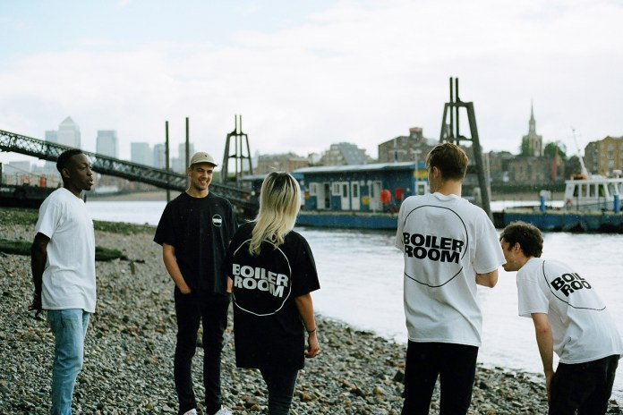 Boiler Room Releases Range of Commemorative Products