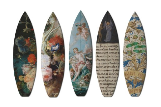 "boom-art x UWL-Surfboards Limited Edition ""404 Series"" Surfboards"