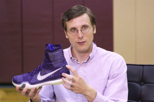 "Brad Hall's Sneaker Performance Review of the Nike Kobe X Elite ""Grand Purple"""