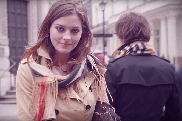 Burberry 2015 Fall/Winter Campaign Video by Mario Testino