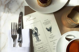 Burberry Opens Its First Cafe in London Flagship Store