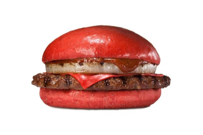 "Burger King Japan Releases Aka ""Red"" Burgers"