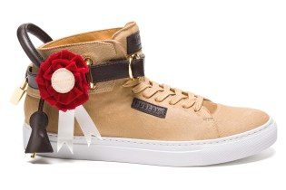 "BUSCEMI 100mm ""Triple Crown Tan"""