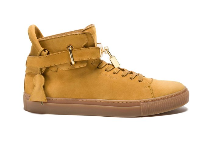 BUSCEMI 100mm Wheat/Gum