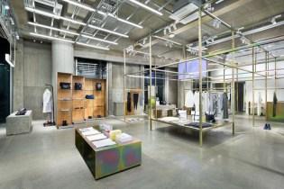Cabane de Zucca Store Interior by Schemata Architects