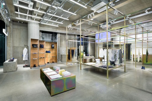 Cabane de Zucca Store Interior by Schemata Architects