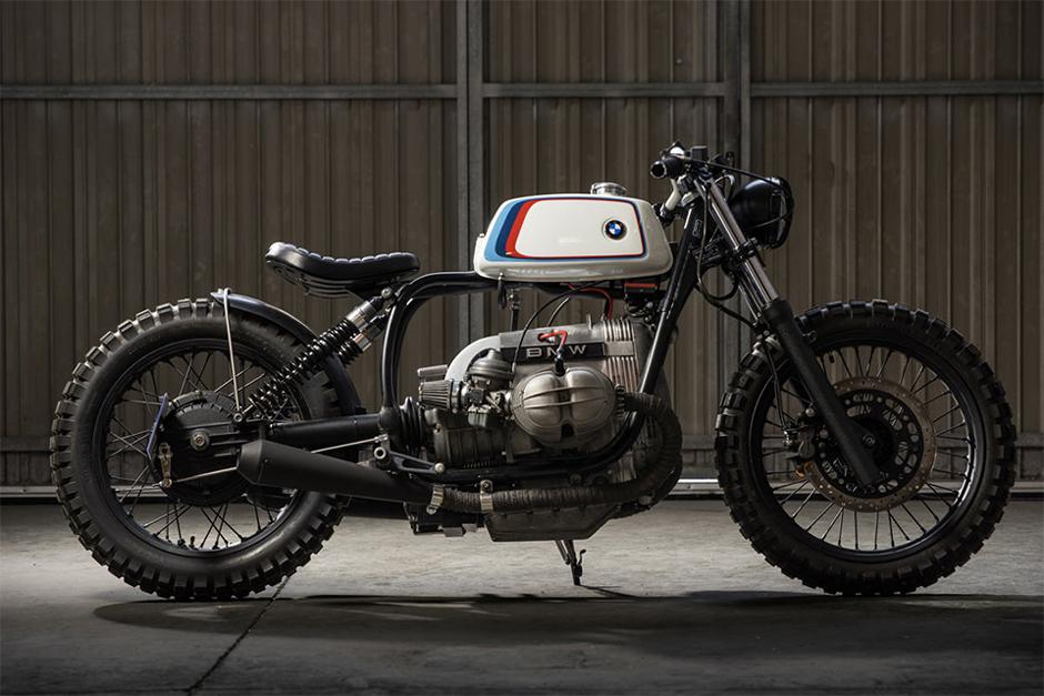 Café Racer Dreams Custom-Built BMW R100 Boxer