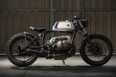 Café Racer Dreams Custom-Built BMW R100 Boxer