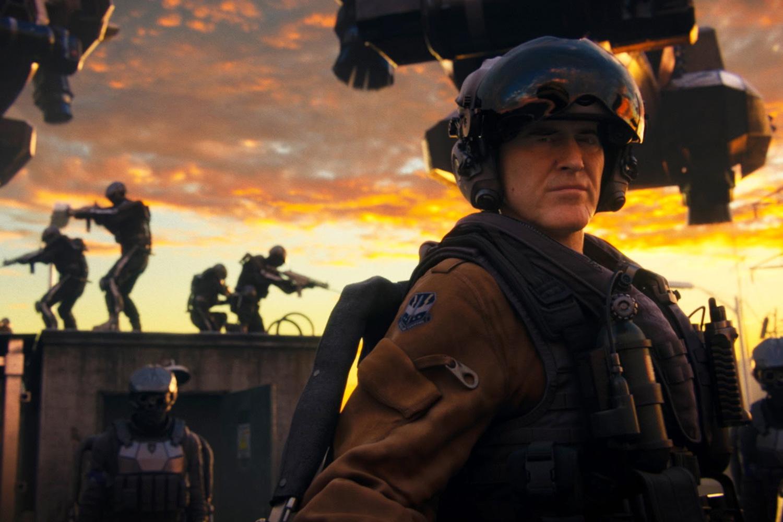 "'Call of Duty: Advanced Warfare' ""Exo Zombies Carrier"" Trailer"