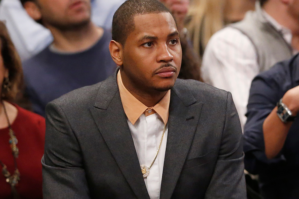 Carmelo Anthony Buys Puerto Rican Soccer Team