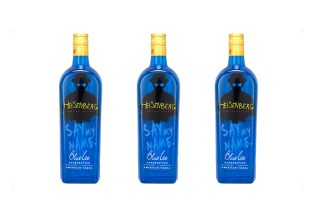 'Breaking Bad'-Inspired Heisenberg Blue Ice Vodka