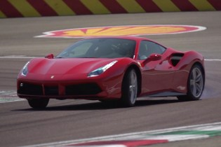 Chris Harris Hits the Road and Track in the Ferrari 488 GTB