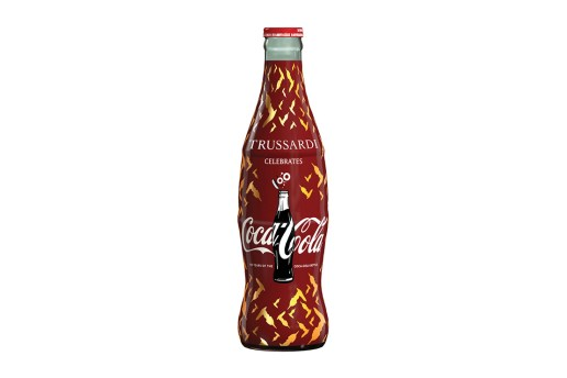 Coca-Cola Gets a Luxurious Makeover at the Hands of Trussardi