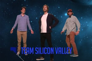 Conan O'Brien Plays 'Halo 5: Guardians' Against the Cast of 'Silicon Valley'