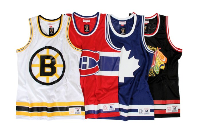 "Concepts x Mitchell & Ness ""Original 6"" Collection"